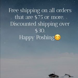 Free shipping over$75